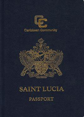 Saint_Lucian_passport