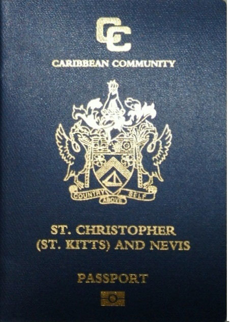 StKitts&NevisPassport